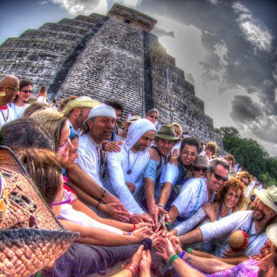 On December 21, 2012, 20 million people worldwide turned in to watch a global simultaneous broadcast of every Solstice ceremony via Unify.org. There's a huge missed opportunity for sponsors and brands to leverage these global synchronized moments.