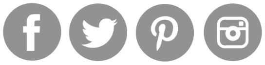 There are hundreds of social networks, but the main ones to focus on are Facebook, Twitter, Pinterest and Blogs.