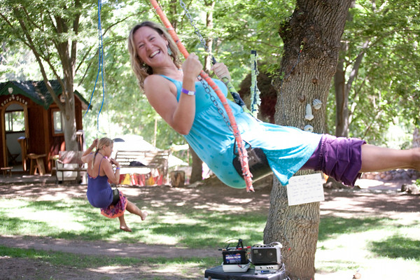 """The trips fit into a new category called: """"Summer camp for grownups,"""" or """"Transformational micro festivals."""" It's an ever-competitive market with so many competing dance, yoga and festival retreats vying for people who can afford a $500 weekend."""