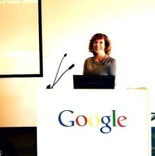 speaking at google