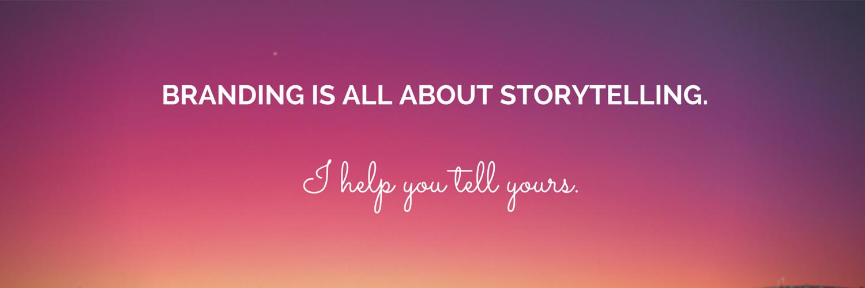 branding is storytelling