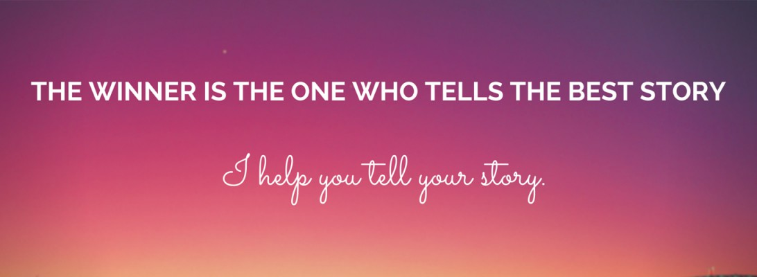 SEO? It's all about storytelling. Today people discover you through your stories. Make yours worth sharing.