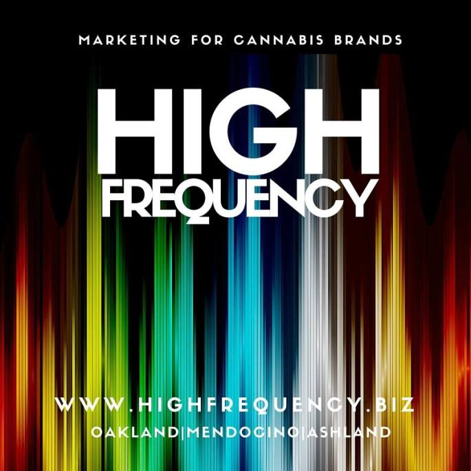 High Frequency Agency Branding